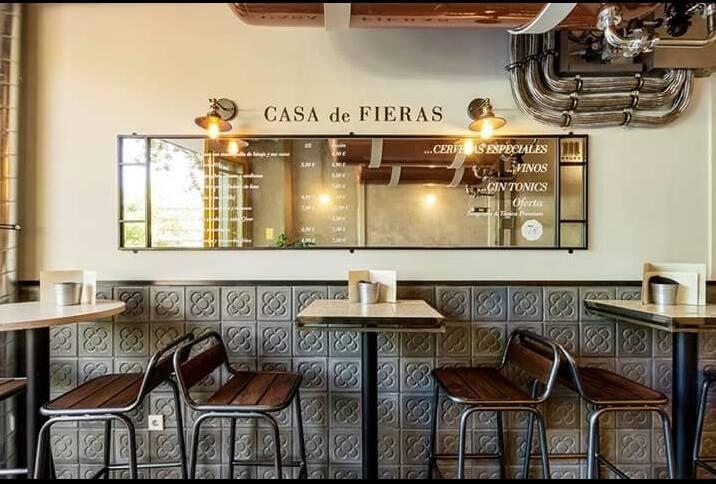 Restaurante Casa de Fieras